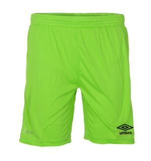 UMBRO UX-1 Keeper shorts Neongrønn XS Teknisk keepershorts