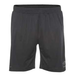 UMBRO Core Shorts jr Sort 140 Teknisk, lett spillershorts